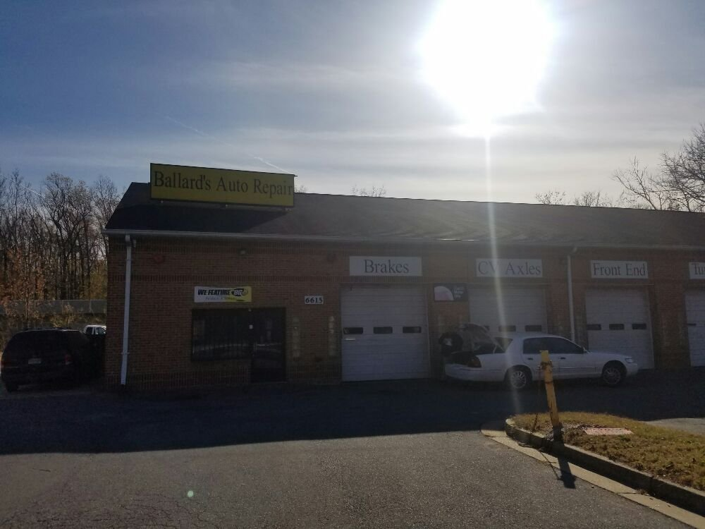 Ballard Foreign Car Repair Service: 6615 Central Ave, Capitol Heights, MD