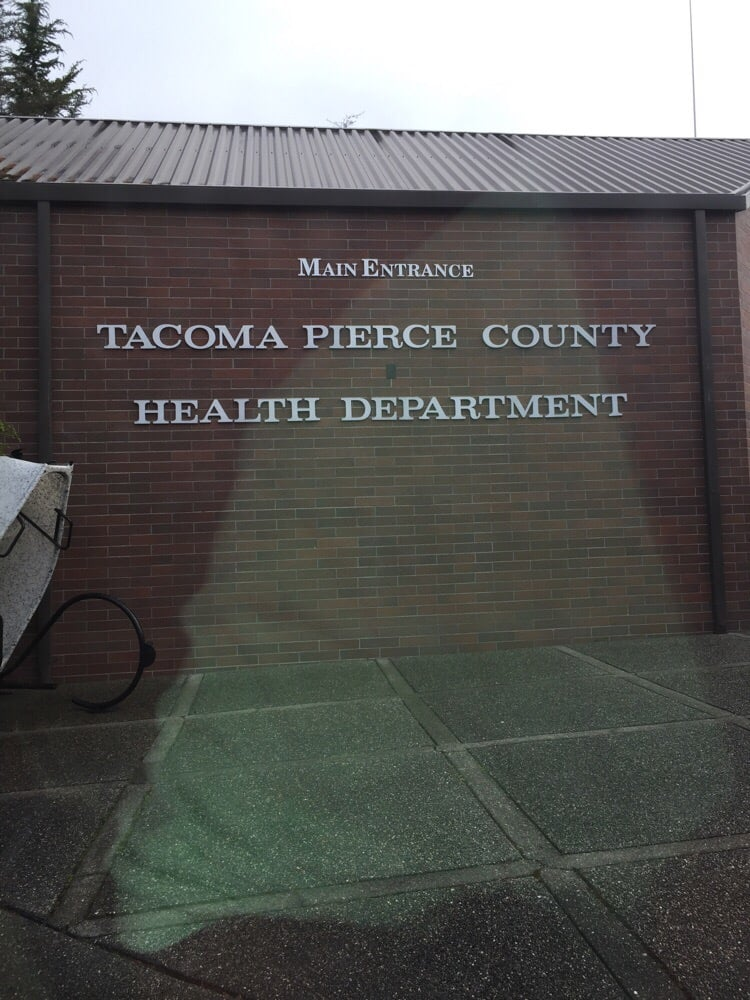 Tacoma Pierce County Health Department Public Services