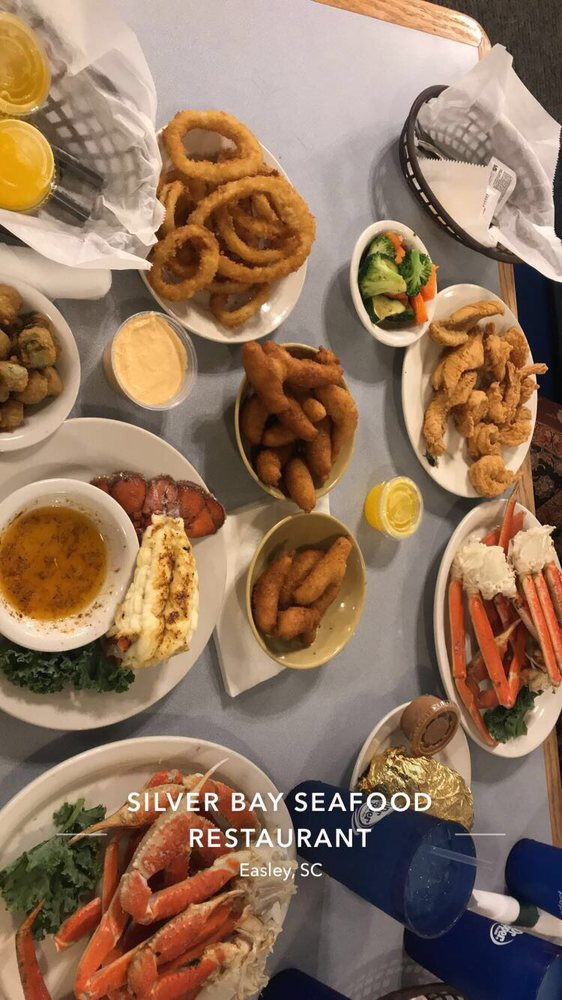 Photo of Silver Bay Seafood: Easley, SC