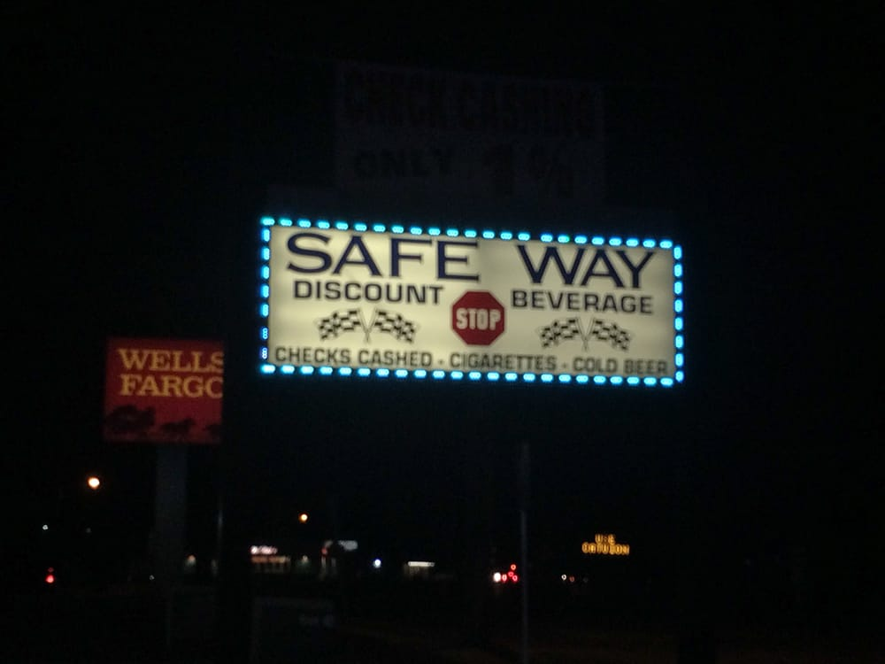 Safeway Discount Beverage: 542214 US Hwy 1, Callahan, FL