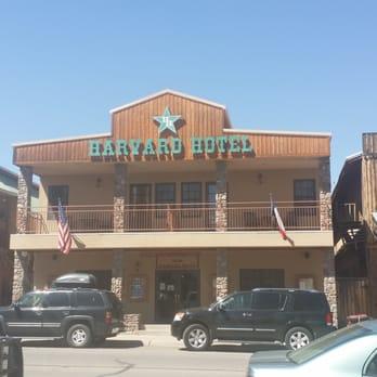 Photo Of Harvard Hotel Fort Davis Tx United States