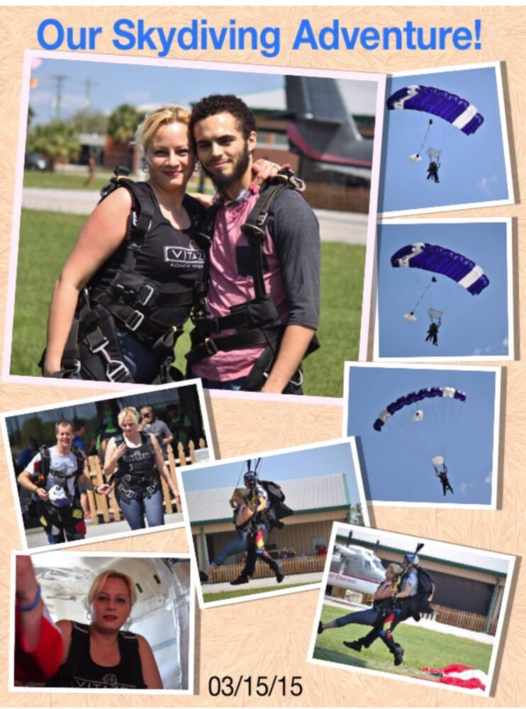 Florida Skydiving Center: 400 S Airport Rd, Lake Wales, FL