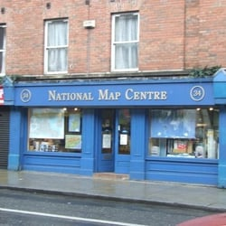 National Map Centre National Map Centre   CLOSED   Hobby Shops   34 Aungier Street
