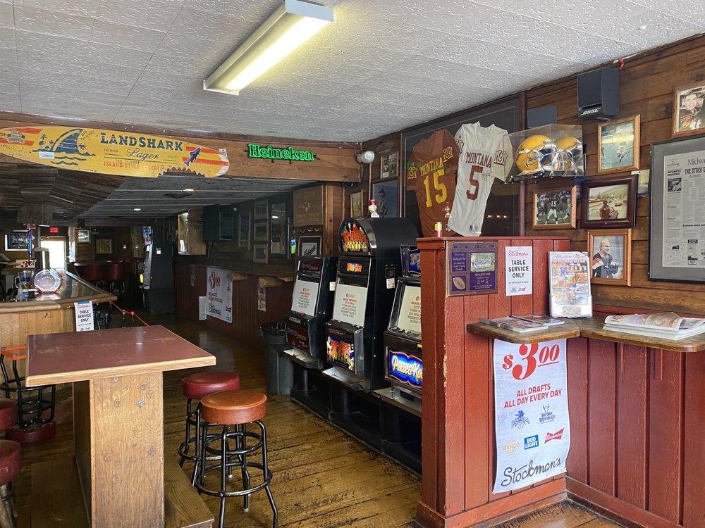 Stockman's Bar & Lunch: 125 W Front St, Missoula, MT