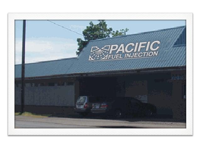 Pacific Fuel Injection - Auto Parts & Supplies - 9505 NE