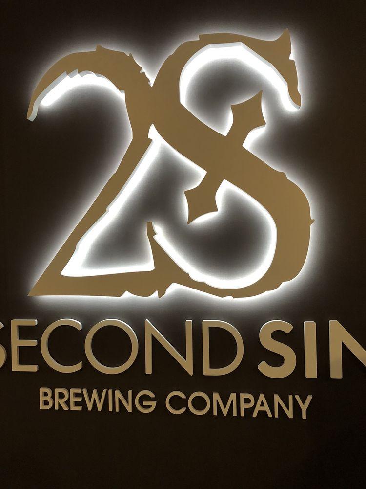 second sin brewery: 1500 Grundy Lane, Bristol, PA