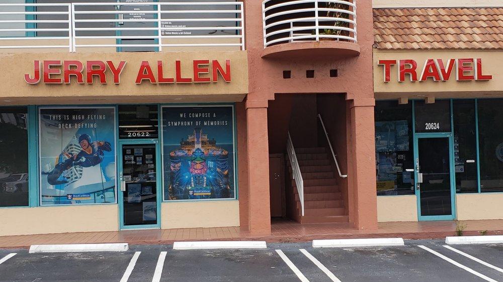 Jerry Allen Travel Agency