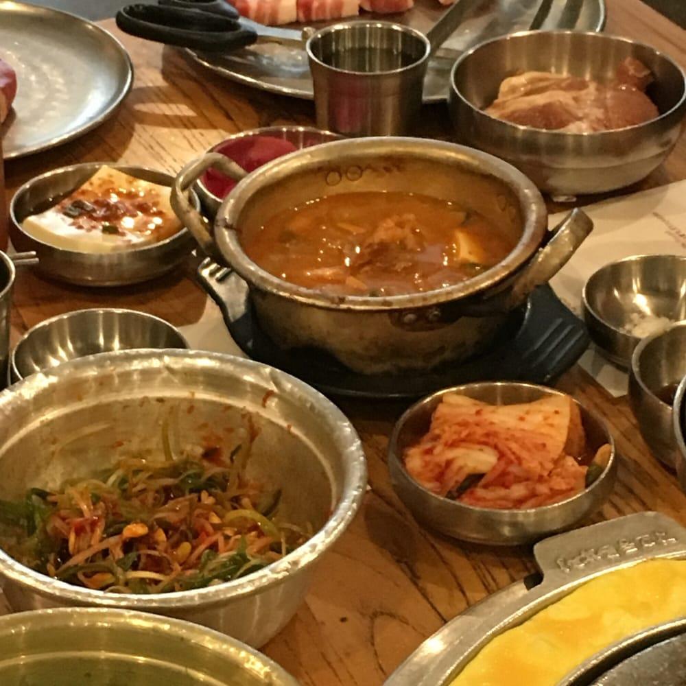 Kang Ho Dong Baekjeong - 2124 Photos & 1030 Reviews - Korean - 1 E ...