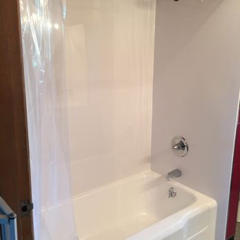 NW Tub Shower Contractors 48 SE 48nd Ave Mill Park Classy Bathroom Remodel Portland Set