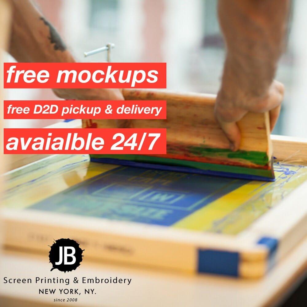 JB Screen Printing & Embroidery