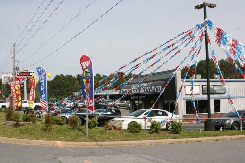 Satterfield Motor: 25307 Interstate 30 S, Bryant, AR