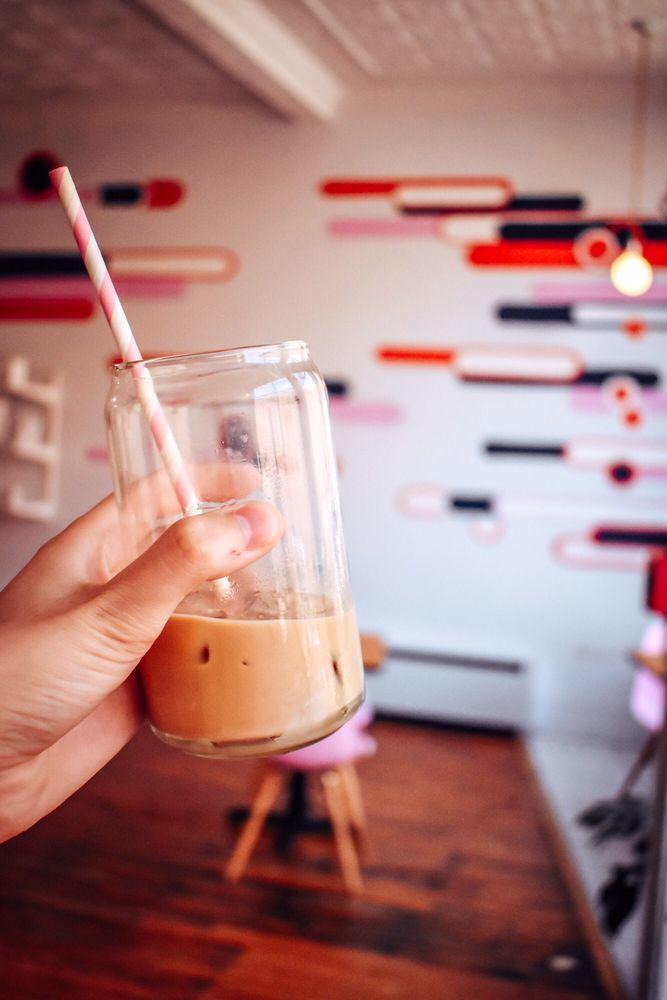 Time & Tide Coffee: 35 Main St, Biddeford, ME