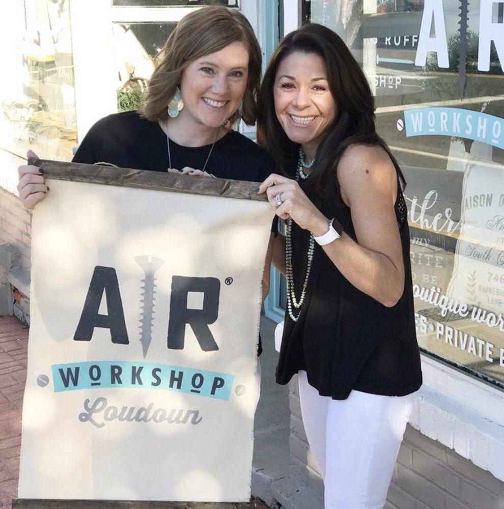 AR Workshop Loudoun: 1601 Village Market Blvd, Leesburg, VA