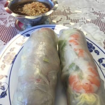 Photo Of Long Kim Restaurant Biloxi Ms United States Best Spring Rolls