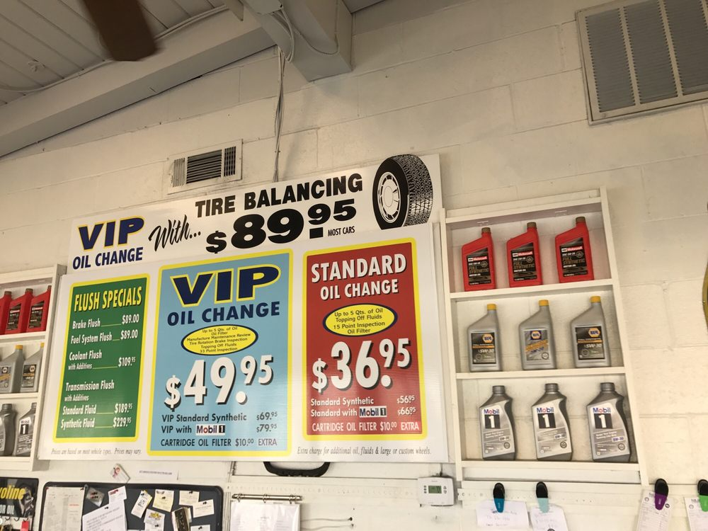 Deals On Oil Changes >> Pretty Solid Deals On Oil Changes Nice Supporting A Local Business