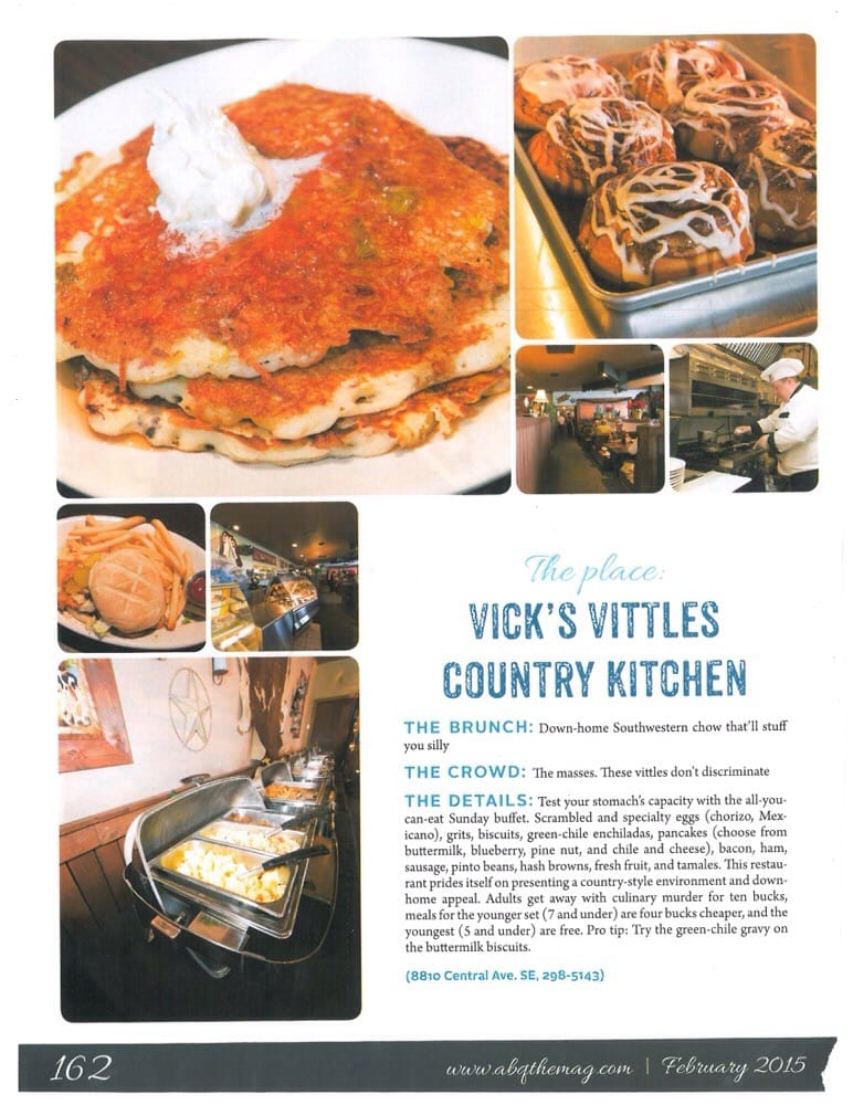 Vick's Vittles