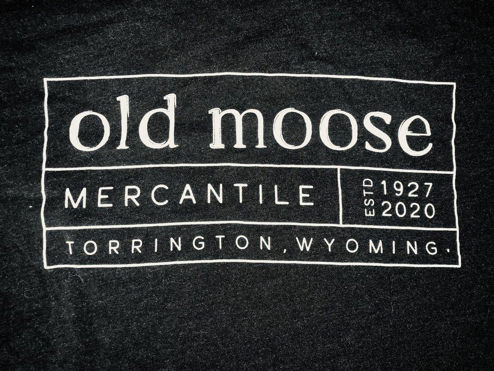 The Old Moose Mercantile: 134 E 21st Ave, Torrington, WY