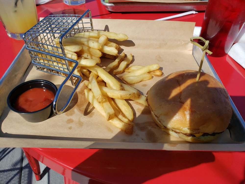 Prodigy Burger Bar: 4335 W 106th St, Carmel, IN