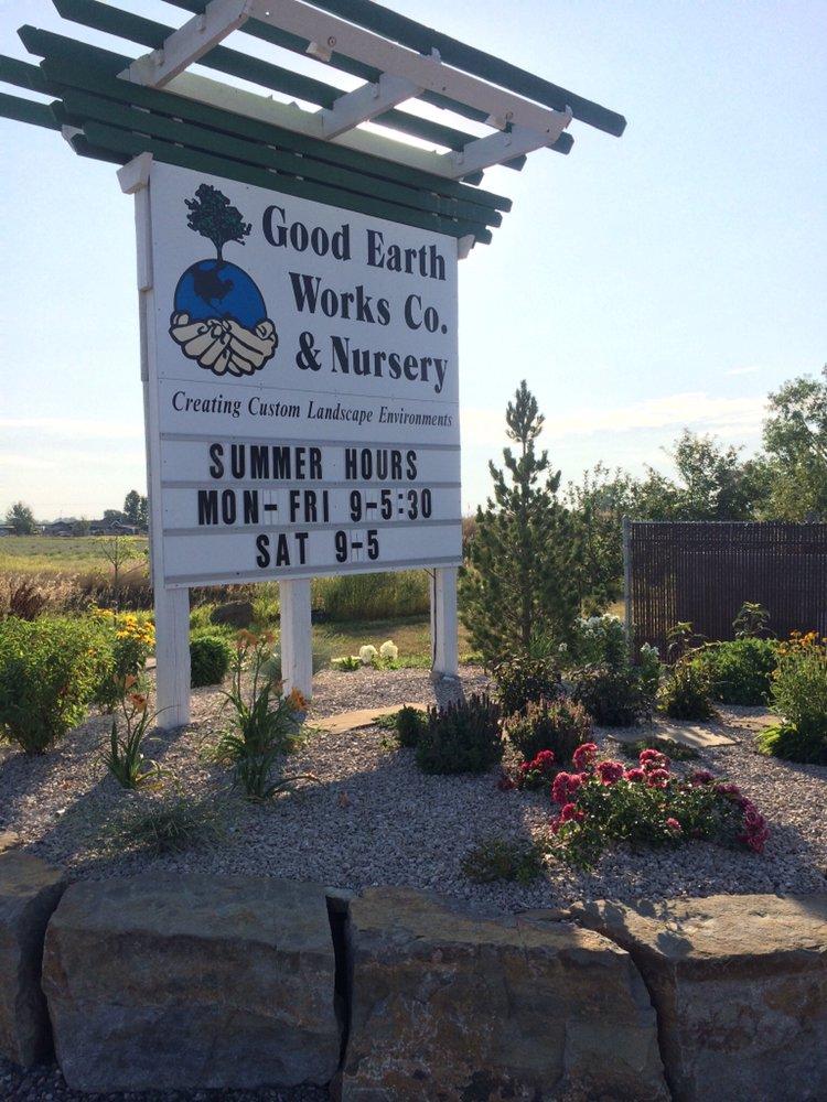 Good Earth Works: 4215 US Highway 312, Billings, MT