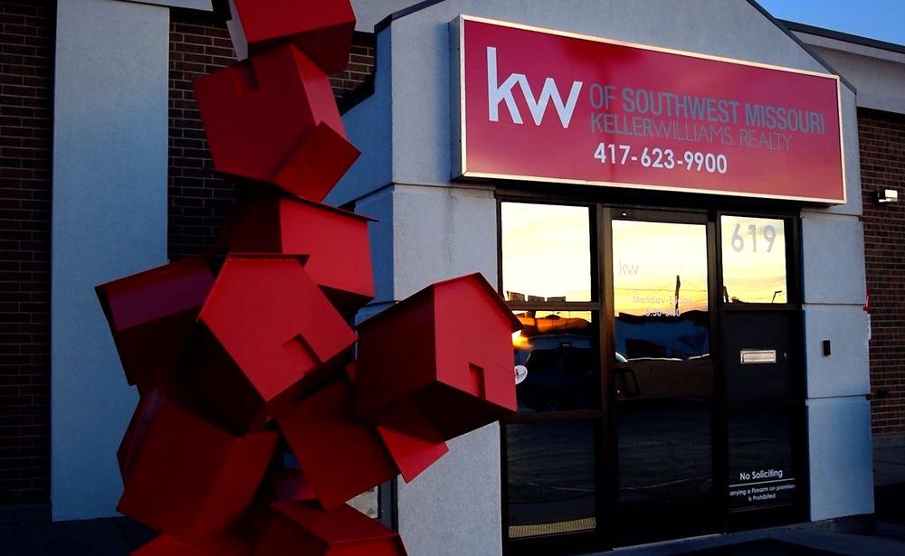 Keller Williams Realty of SWMO: 619 S Florida Ave, Joplin, MO