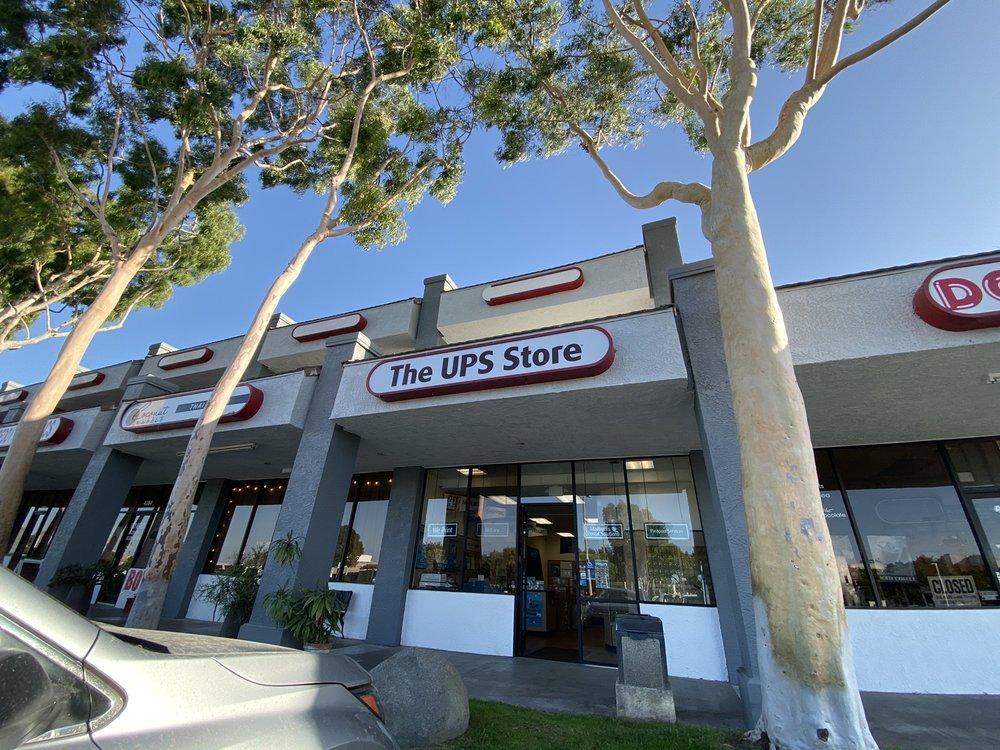 The UPS Store: 4276 Katella Ave, Los Alamitos, CA