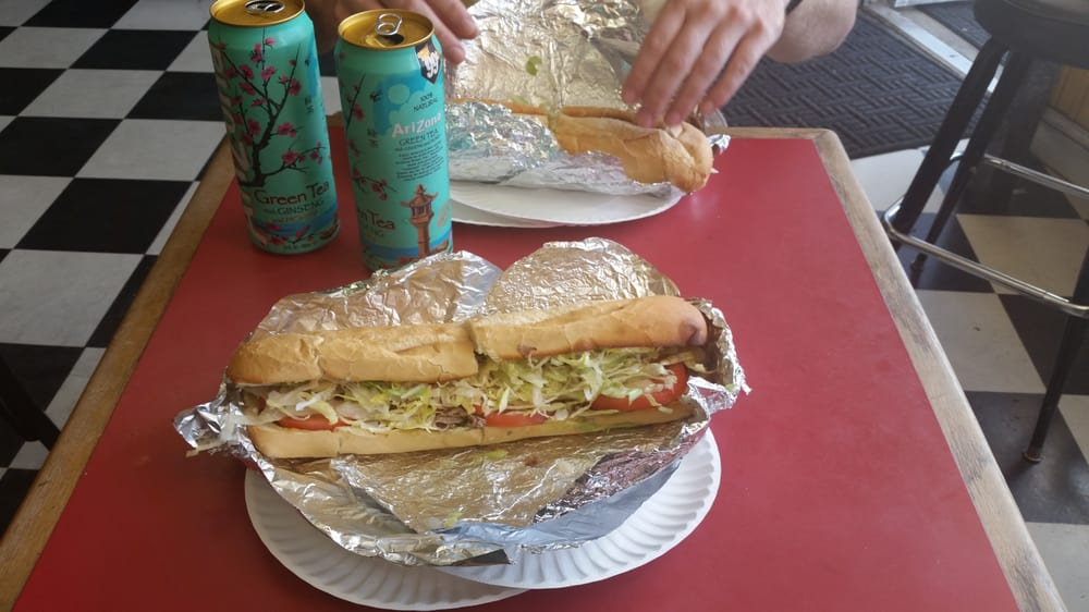 Steak And Cheese With Everything It S A Masterpiece Yelp