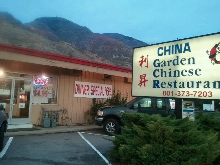 China Garden Closed Chinese 1425 S State St Provo