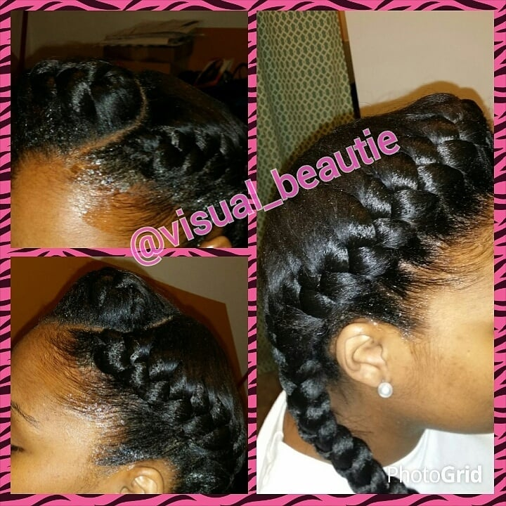 Large Weave French Braids Yelp