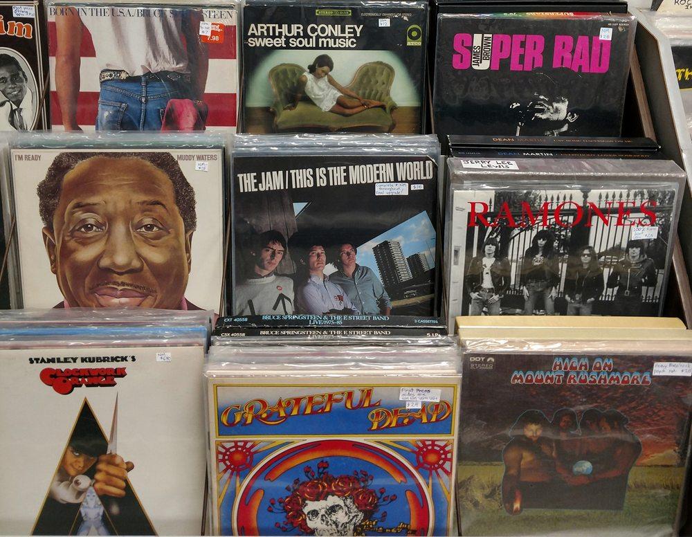 Bob The Record Guy: 6067 Transit Rd, Depew, NY
