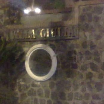 Ristorante Villa Giulia Madonna Dell Arco