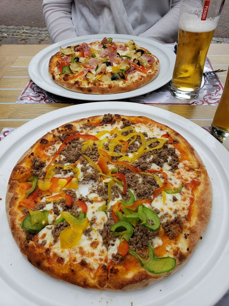 Pizza Cinq J
