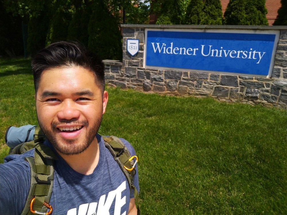 Widener University: 1 University Pl, Chester, PA