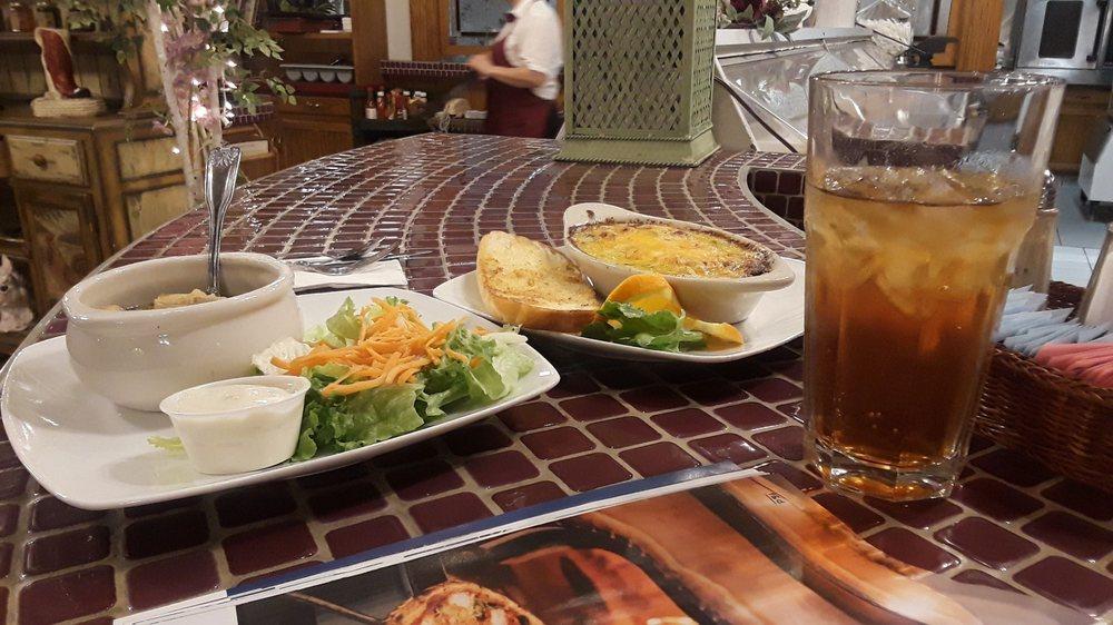 Food from Granlund's Restaurant & Candies