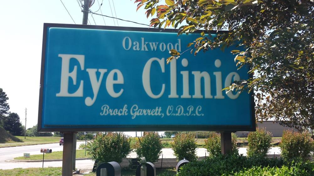 Garrett Brock, OD - Oakwood Eye Clinic: 4008 Mundy Mill Rd, Oakwood, GA