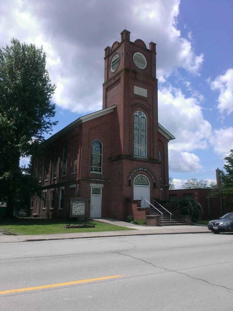 First Presbyterian Church: Golconda, IL