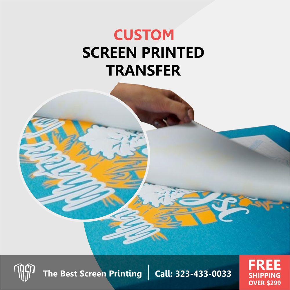 7d8f0fda5 Custom Direct To Garment Printing Near Me - Santa Monica, CA - Los Angeles,  CA - Yelp