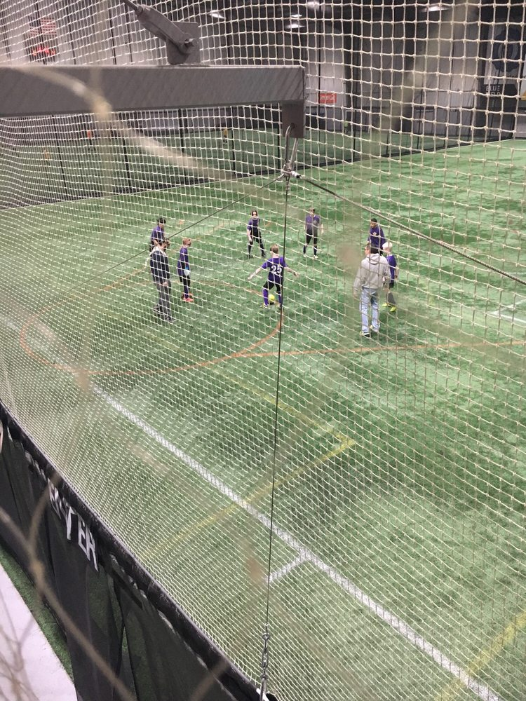 Pittsburgh Indoor Sports Arena: 22 Rich Hill Rd, Cheswick, PA