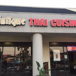 Antique thai cuisine closed 128 photos 399 reviews for Antique thai cuisine san diego
