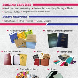 thesis hardcover binding in puchong