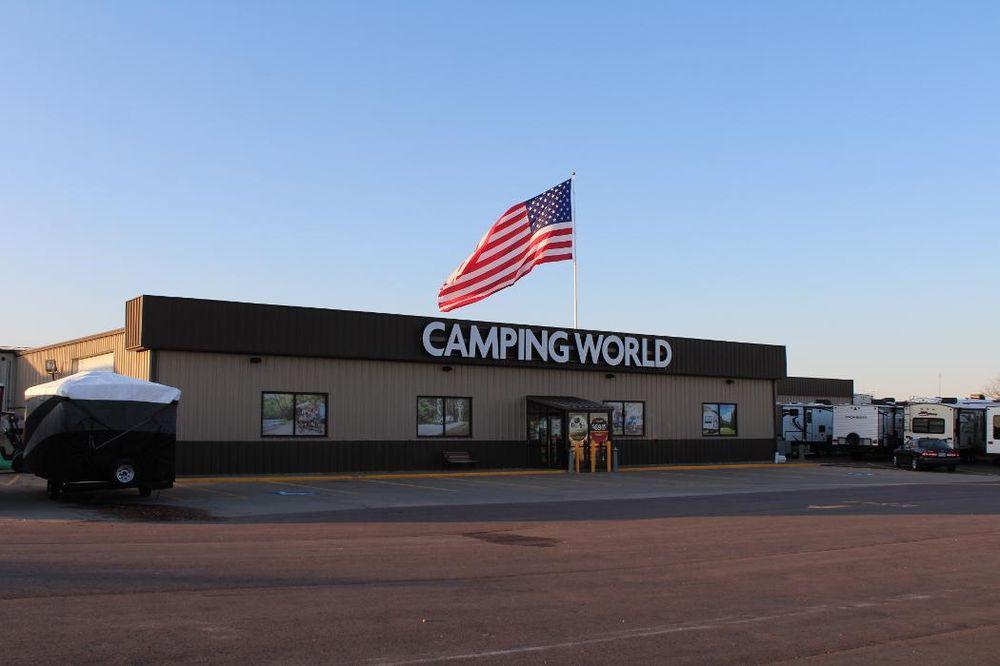 Camping World of Sioux Falls: 1601 E Robur Dr, Sioux Falls, SD