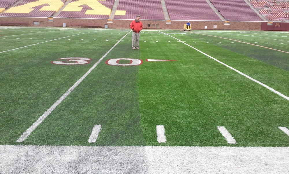 Synthetic Field Grooming Athletic Field Grooming Sports