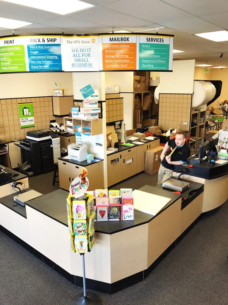 The UPS Store: 770 East Main St, Lehi, UT