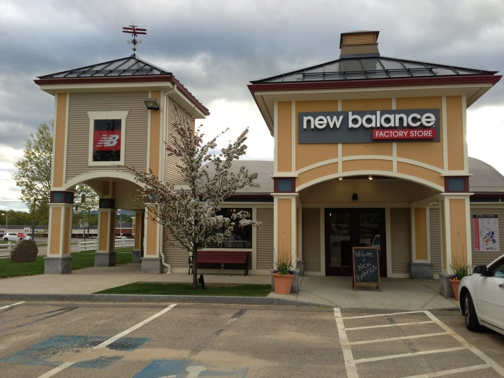New Balance Factory Store: Rte 16, North Conway, NH