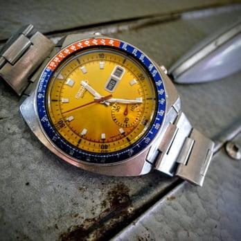 International Watch Repair & Service - Watches