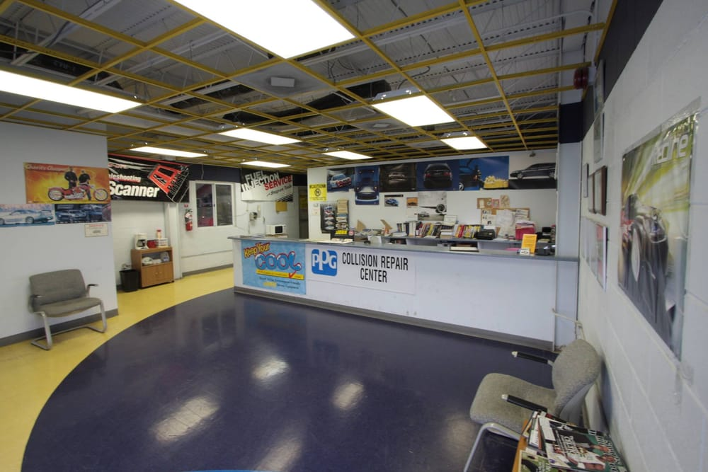 Independent Car Collision Center