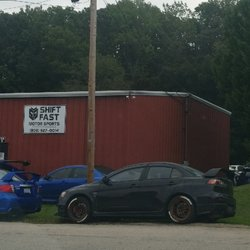 Shift Fast Motorsports Closed Auto Parts Supplies 2376 Faith