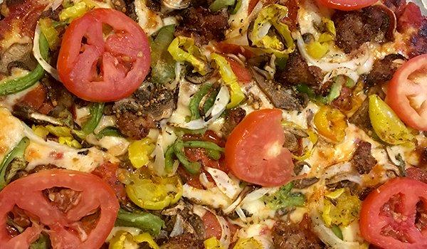 Gant's Pizza: 114 S Court St, Circleville, OH