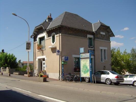 office de tourisme 46
