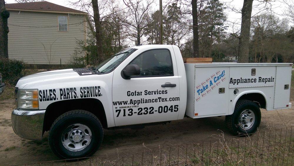 Gofar Services - Appliances  U0026 Repair