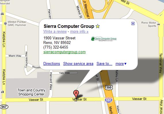Sierra Computer Group